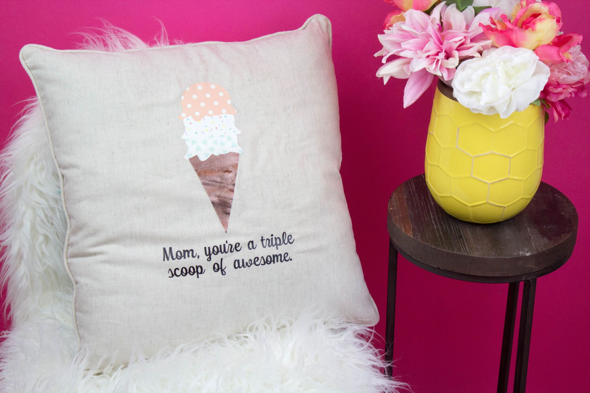 Awesome Diy Mother's Day Gifts Cricut Diy Mother S Day Gift Idea A Little Craft In Your Day