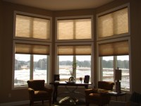 Before and After: Window Treatments for High Windows   A ...