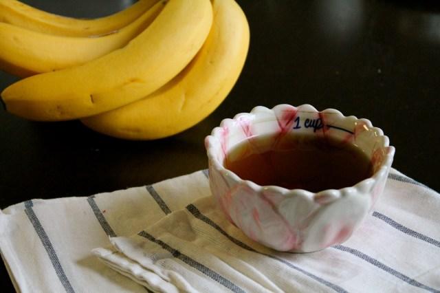 Chamomile Banana Smoothie