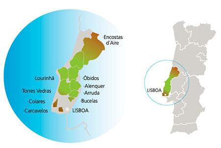 Mapa-da-Região Lisboa 450