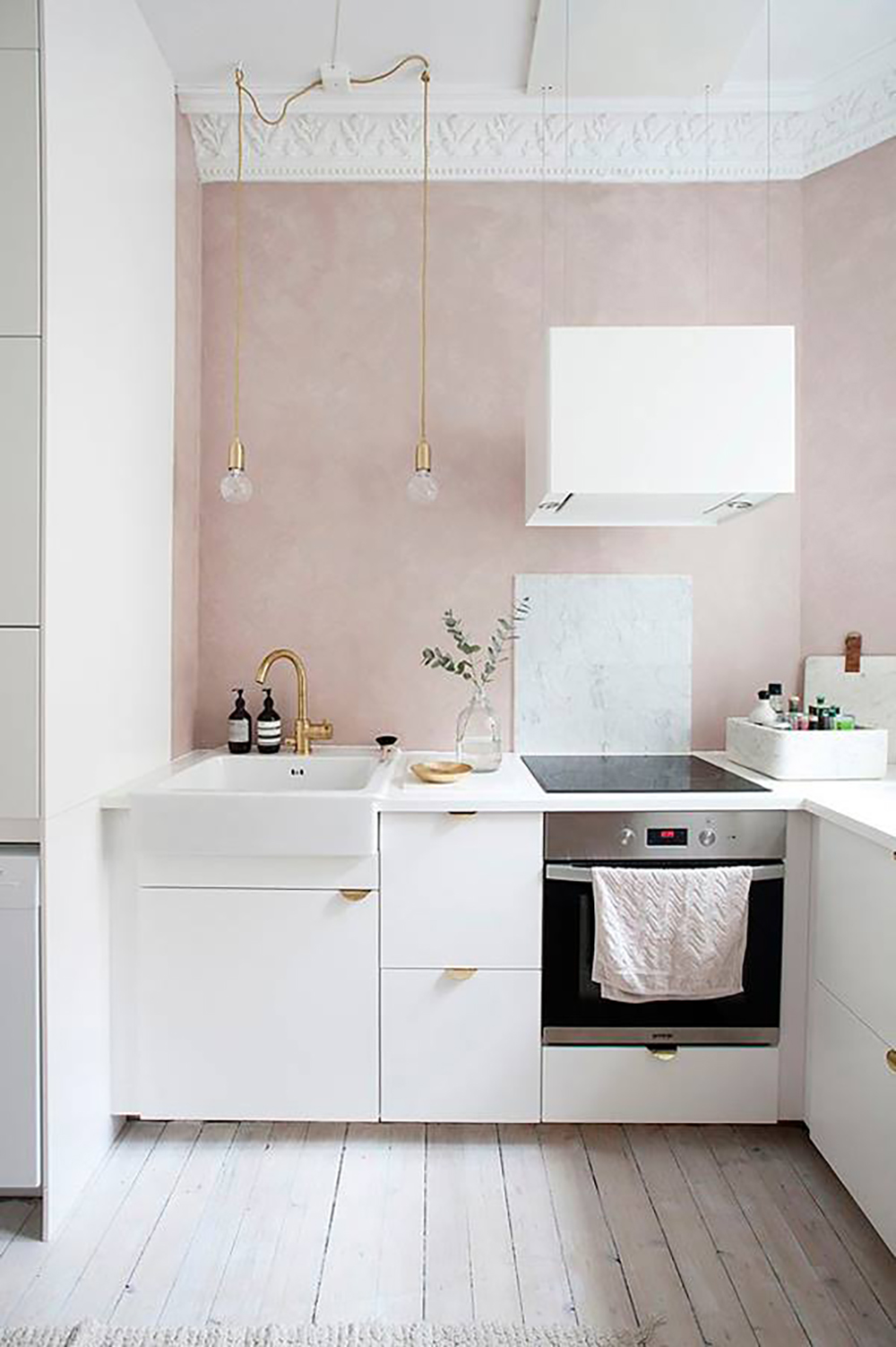 Pink Kitchen Paint Warm Up Your Home With Pink Wall Colour Aliz S Wonderland