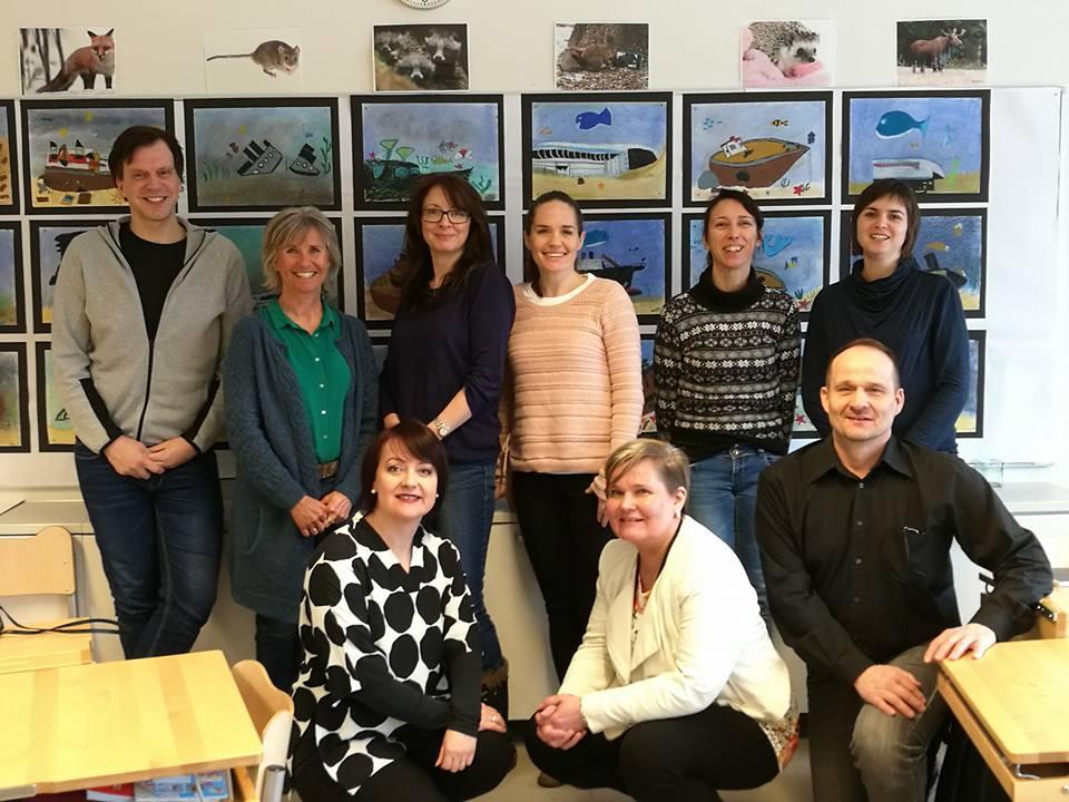 Job shadowing at Valteri, Finland, Mar 20th - 24th, 2017 - All Aboard