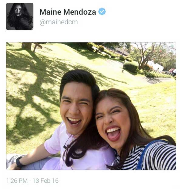 alden dating site Maine mendoza was born on  through a video-taped recording during the fourth episode of the show in march 2016 where she gave lip-syncing tips to alden richards.