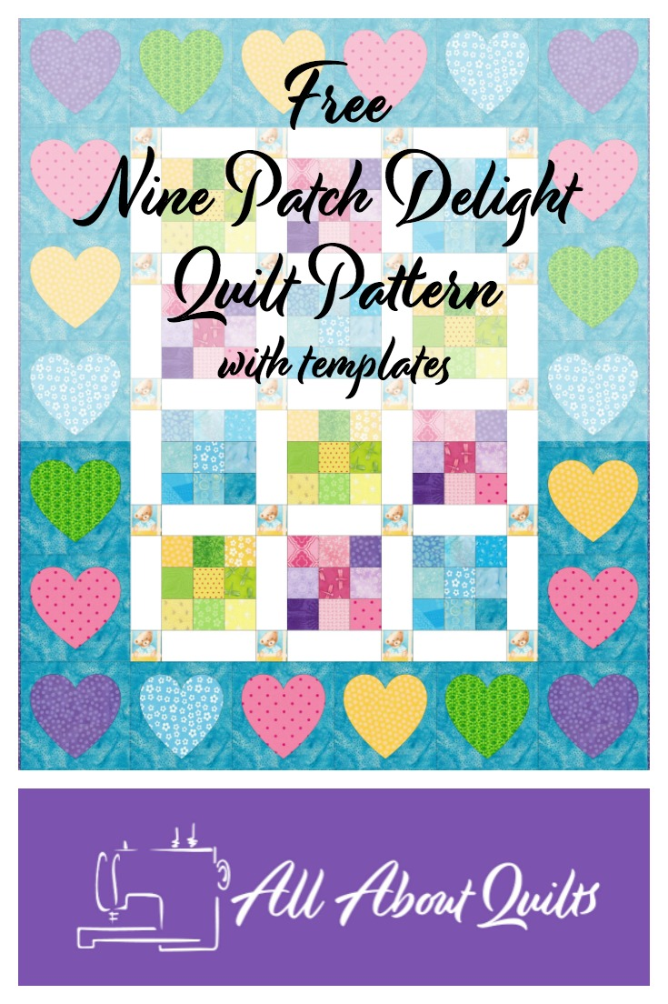 Baby Quilts.com Joannes Designs Week2