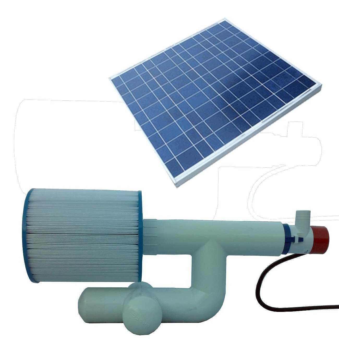 Pool Pumpe Und Filter Best Solar Pool Pump And Filter System A Greener Solution