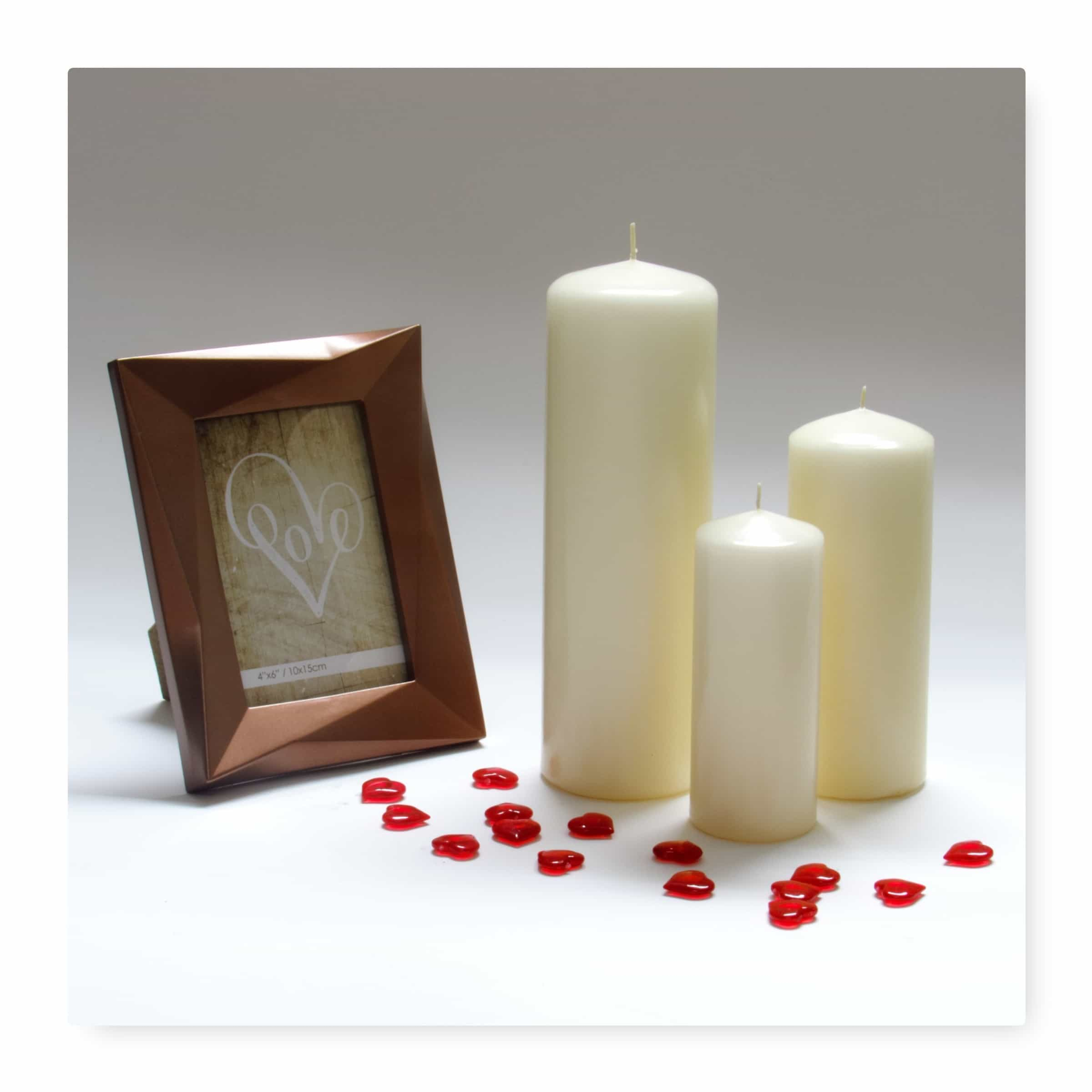 Decorative Candles For Sale Ivory Pillar Candles Candles Wholesale And Factory Store