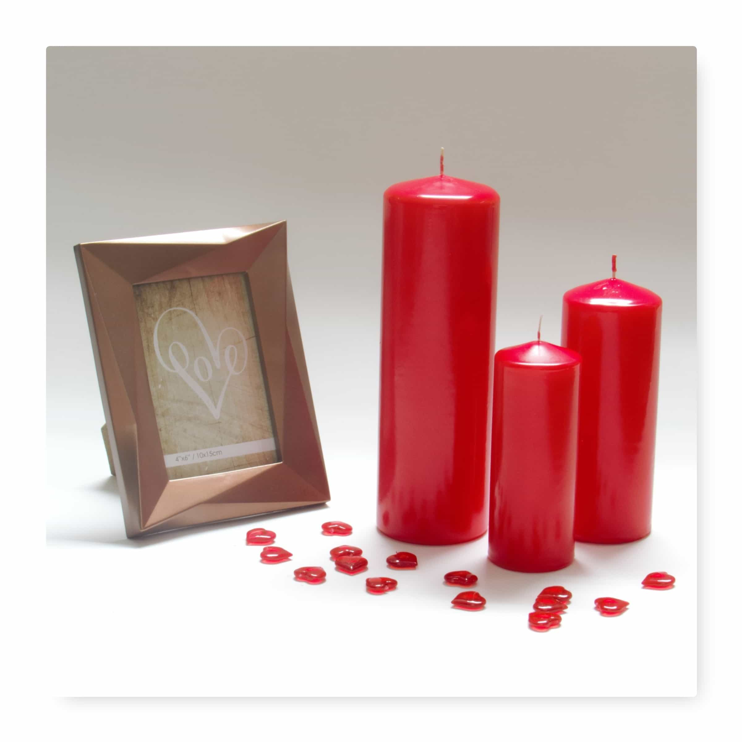 Decorative Candles For Sale Red Pillar Candles Candles Wholesale And Factory Store Online