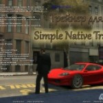 Трейнер для GTA 4 Simple Native Trainer 6.4