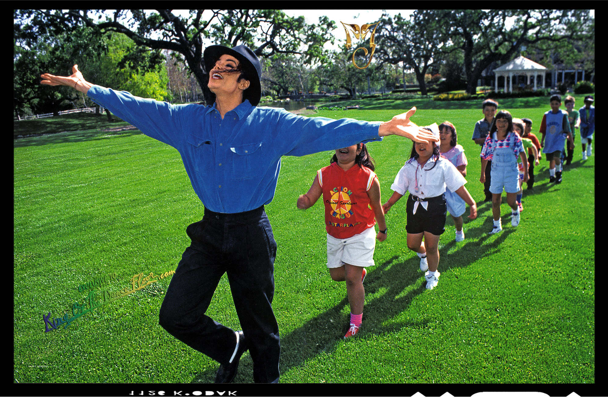 Sessel Neverland Harry Benson Fotograf Erinnerungen An Michael All4michael