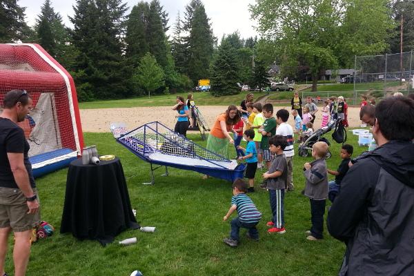Carnival Games Rentals School Carnival Portland Oregon
