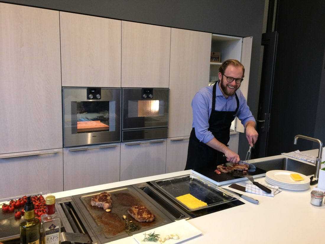 Bulthaup Köln All About Interiors Live Cooking Mti Tobias Vianden