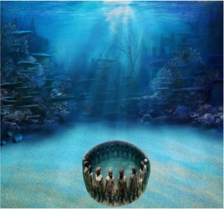 Free Anime Wallpaper Maker Ag W51 Underwater Tower Allaboutlemon All Around In