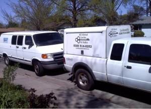 Mobile Locksmith Service trucks