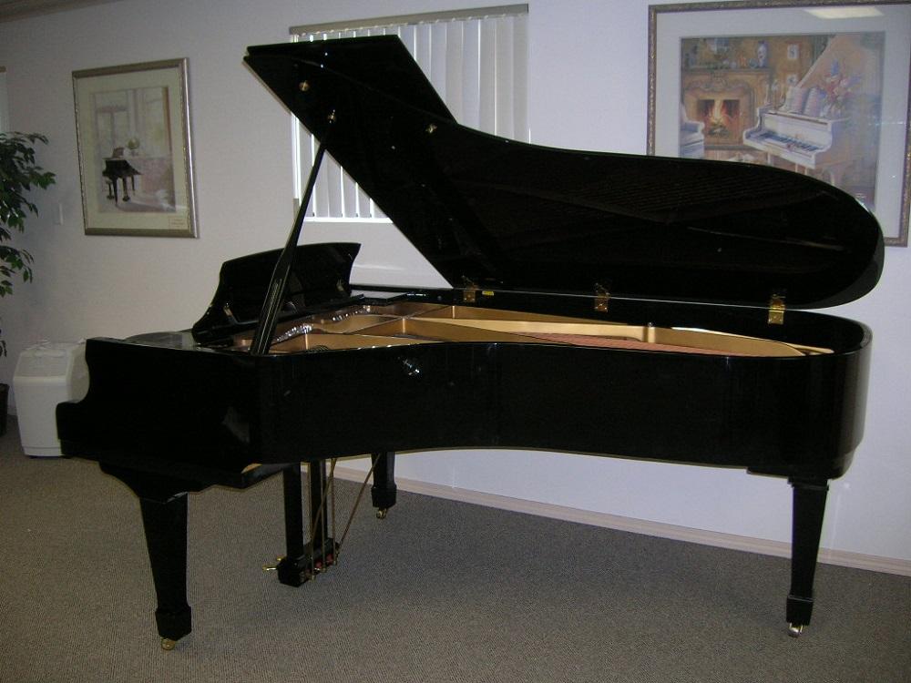1988 Samick SG-225 7\u00274\u2033 grand piano \u2013 $8,850 \u2013 ALL ABOUT PIANOS