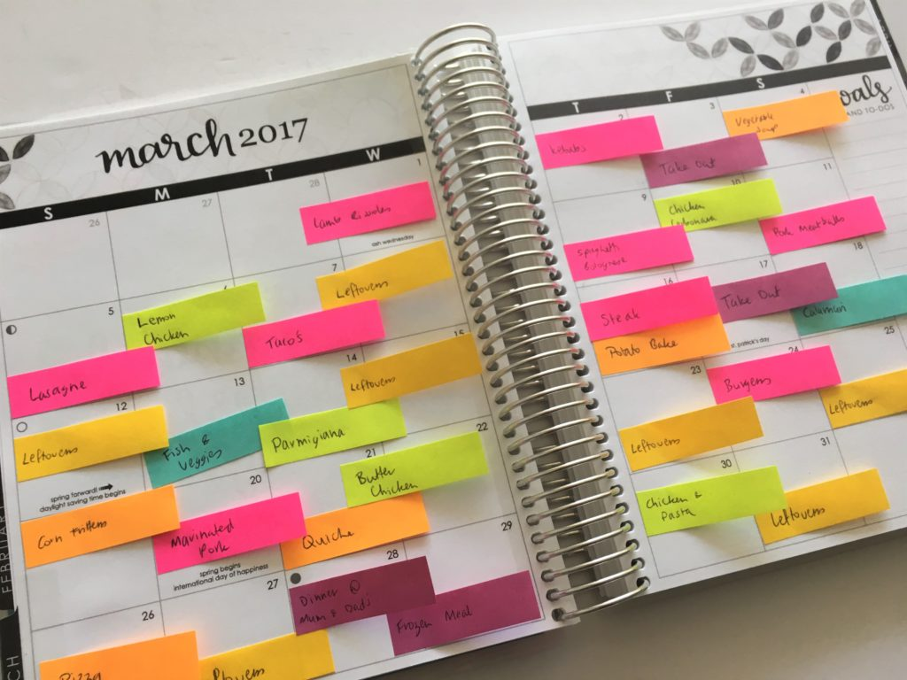 10 Ways To Plan Using Sticky Notes
