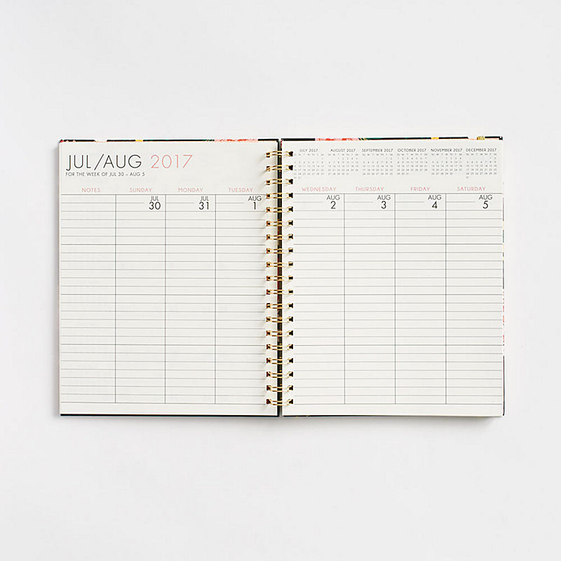 Weekly Planners That Start on Sunday (Planner Roundup)