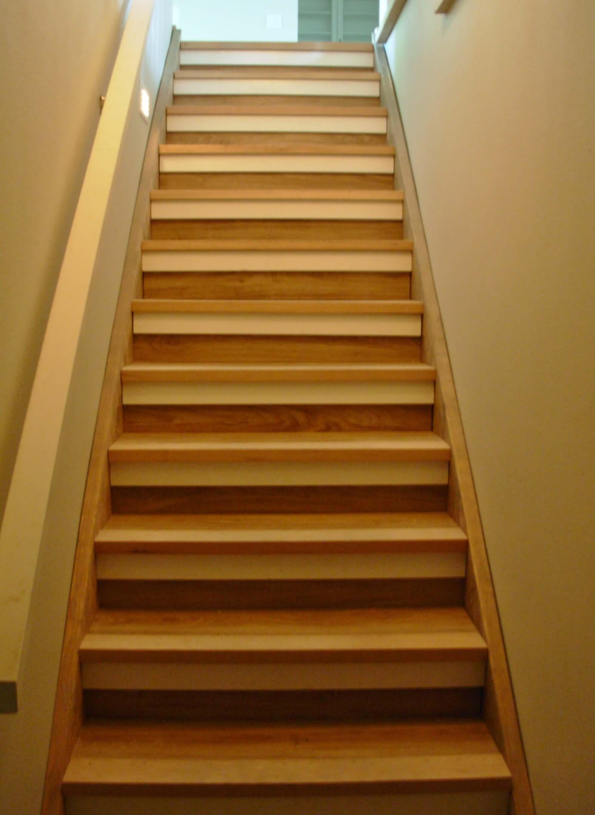 Basement Stairs Finishing Ideas   Finish Basement Stairs