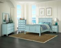 Monaco Bleu Bedroom Collection - All American Furniture ...