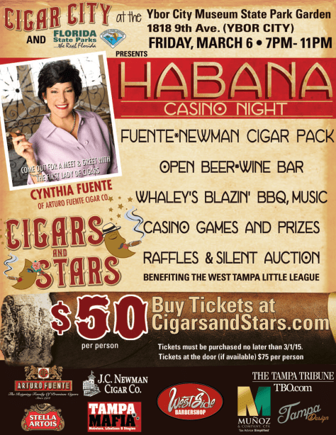 Cigars & Stars Event
