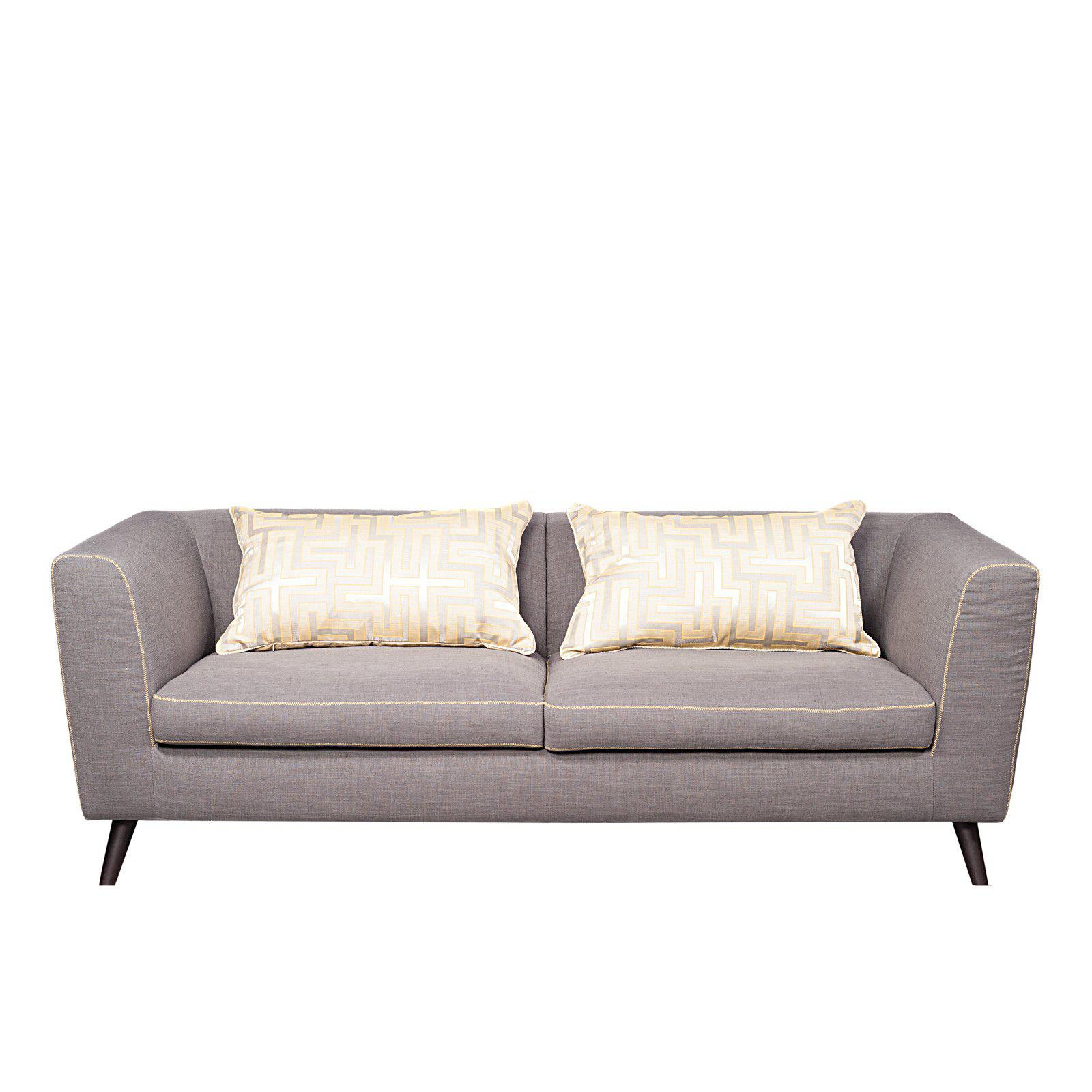 Sofa Set Grau Gray Modern Sofa Set Marvin