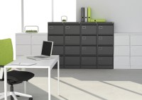Silverline Executive Filing Cabinets | Allard Office Furniture