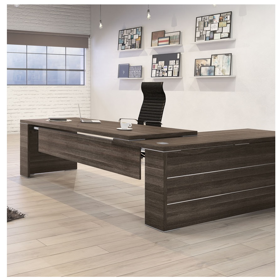 Executive L Shaped Desk Kara Executive L Shape Desk