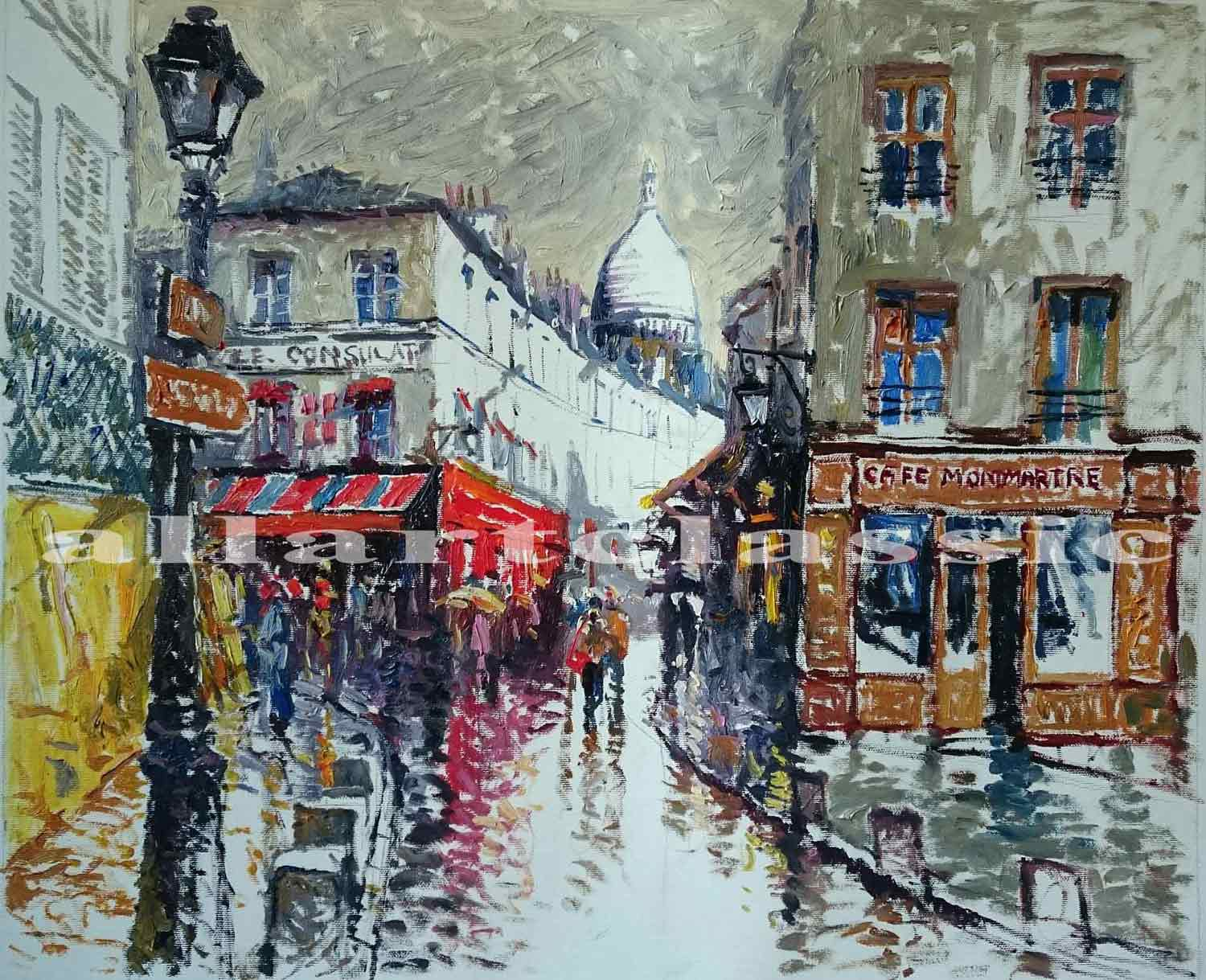 Art Paris Impressionist Art Paris