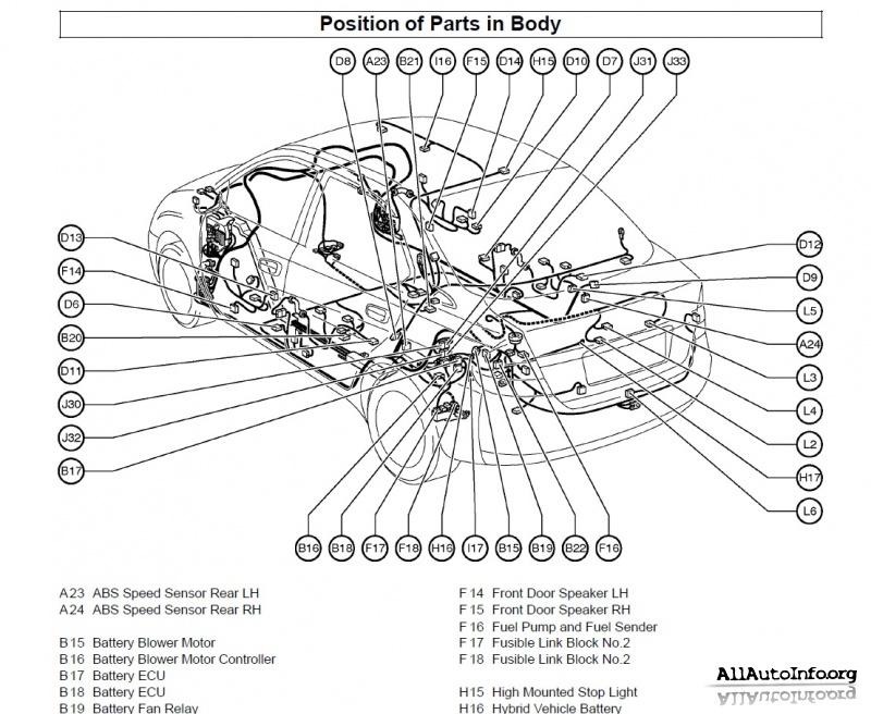 prius c wiring diagram
