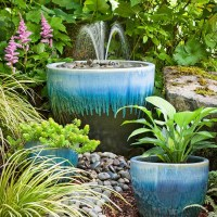Backyard Water Fountains DIY | Backyard Design Ideas