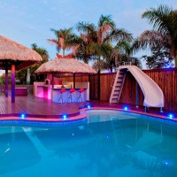 Backyard Water Slides For Pools | Backyard Design Ideas