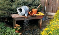 Do It Yourself Backyard Water Fountains | Backyard Design ...