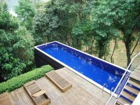 Back Yard Lap Pools Brilliant 15 Fascinating Lap Pool ...