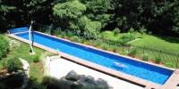 DIY Inground Swimming Pool | Backyard Design Ideas