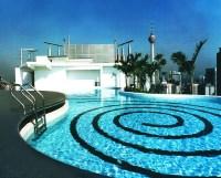 Swimming Pool Tile Designs | Backyard Design Ideas