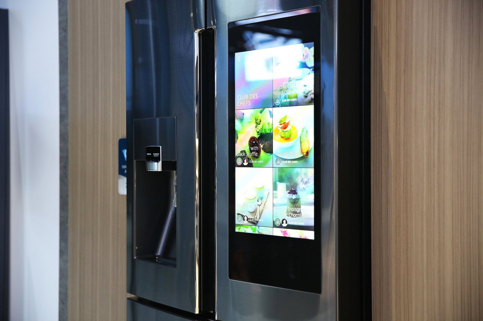 Intelligenter Kühlschrank Ces 2016 The Best Technology From Las Vegas Allbusiness