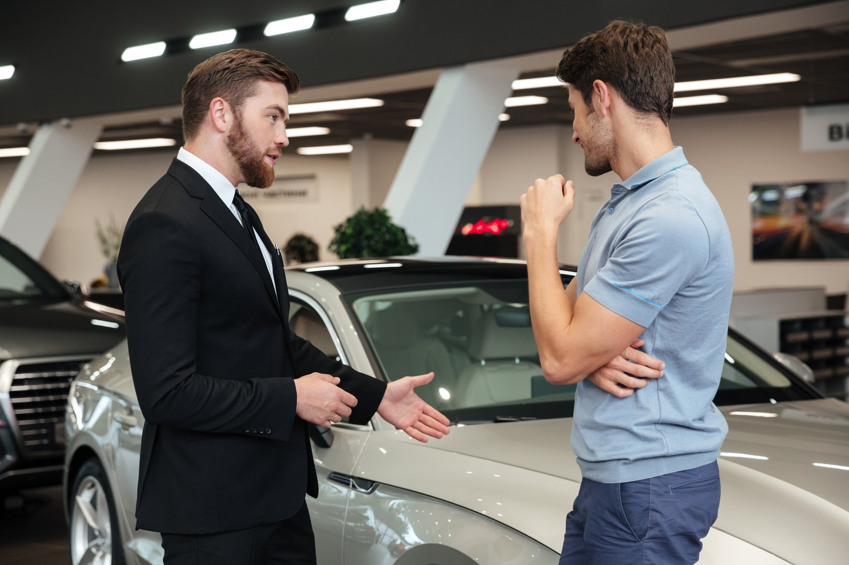 Buying A New Car Salesperson Secrets To Help You Negotiate Your Next Car