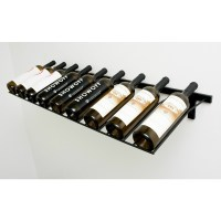 Wall Mounted Presentation Wine Rack
