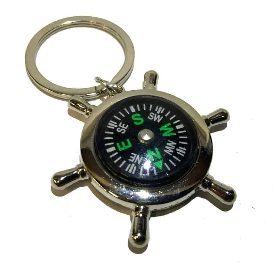 Aluminium Vessels Hsn Code Trackable Metal Ships Wheel And Compass Engraved Code Just