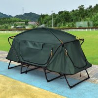 3 Best Cot Tents For Camping Solo 3 Warm Off Ground Tent ...