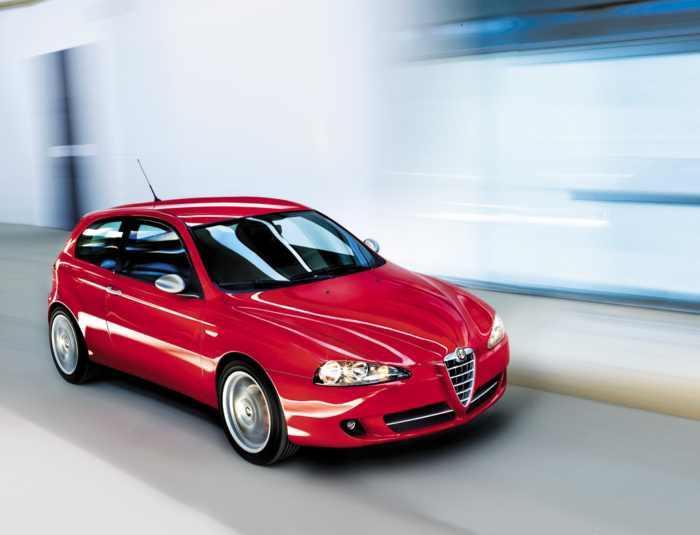 Alfa Romeo 147 - Partsopen