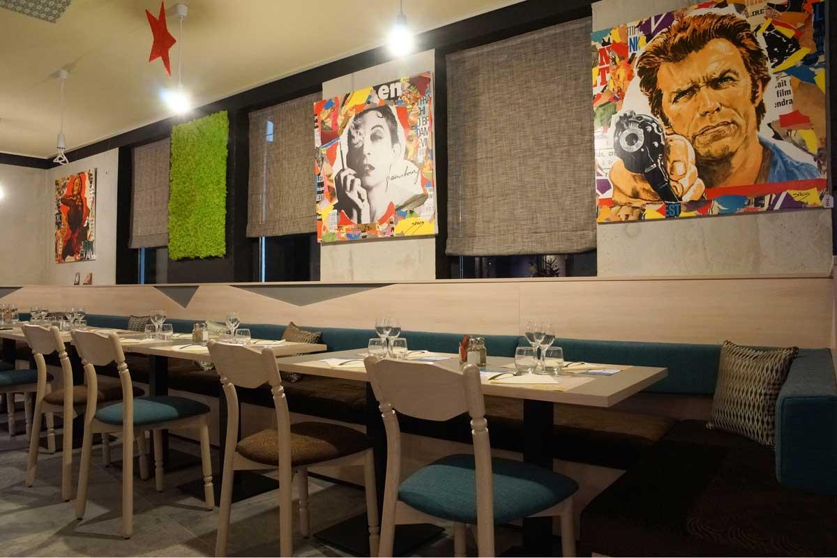 Decoration Interieur Cafe Bar | Projet D 39intérieur Dans Le Bar ...