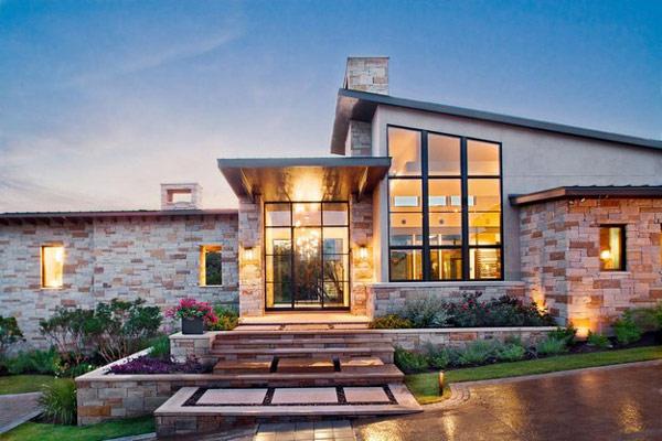 Extraordinary Home Design in Spanish Oaks, Texas - AllDayChic