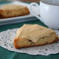 Maple Pecan Scones (Low Carb and Gluten-Free)