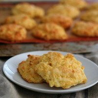 Cheddar Drop Biscuits and The Cabot Fit Team