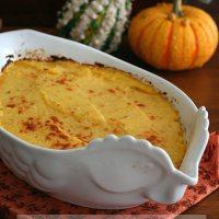 Butternut Squash & Cauliflower Casserole