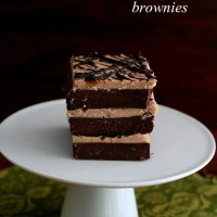Irish Cream Brownies - Low Carb and Gluten-Free