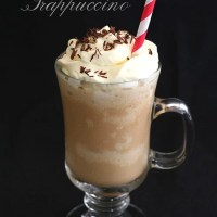 Homemade Caramel Frappuccino and a Silent Auction