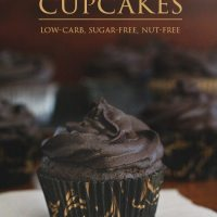 Chocolate Blackout Cupcakes - Low Carb and Nut-Free