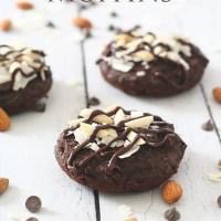 Almond Joy Muffin Tops