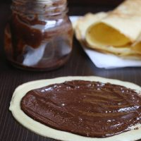 Homemade Chocolate Hazelnut Spread and Saving Recipes